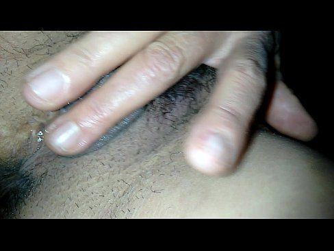 Lambuzado a buceta gozada com a porra