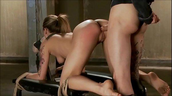 Vídeo de fetiche com sexo anal